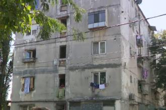 Imaginile sărăciei, la 5 km de Casa Poporului: