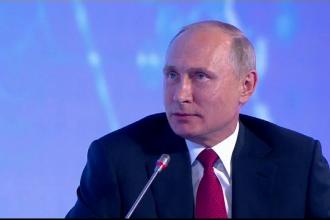 """Ce crede Putin despre inteligența artificială: """"Cine devine lider aici va conduce lumea"""""""