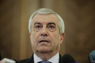 Tăriceanu a atacat Comisia Europeană în fața președinților Senatelor din Europa