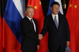 Vladimir Putin și Xi Jinping au decis să răspundă