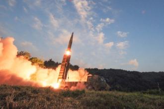 Coreea de Sud a simulat un atac asupra poligonului nord-coreean de teste nucleare
