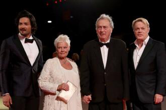 Judi Dench, Helen Mirren şi Donald Sutherland, la Festivalul de film de la Veneţia