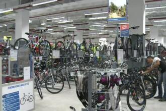Afaceri cu voucherele pentru biciclete din București. Cine sunt clienții