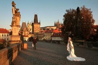 Părinții și sora unei mirese se îndreptau spre nunta, dar nu au mai ajuns. VIDEO