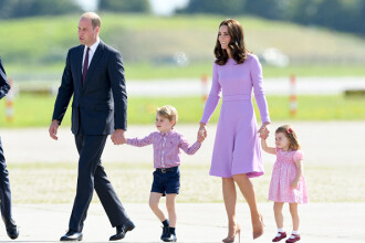 Englezii pariază pe numele pe care îl va avea al 3-lea copil al Prințului William