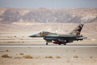 Israelul a efectuat bombardamente în vestul Siriei, omorând doi soldați