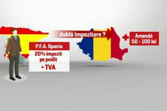 Românii din străinătate riscă să fie sancționați de autoritățile din țară