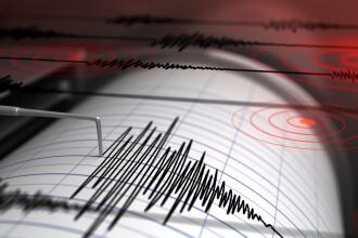 Cutremur cu magnitudinea 4,2, în Vrancea