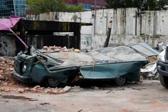 Mexic, lovit de cel mai puternic cutremur din ultimii 100 de ani: 34 de morți