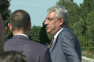 Tudose s-a enervat când a fost întrebat ce vrea să facă cu pensiile private ale românilor