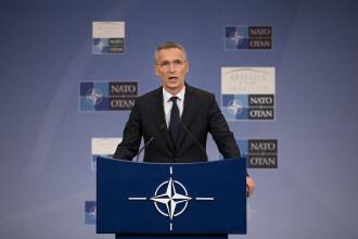 """Șeful NATO, îngrijorat de situația internațională """" E o lume mai periculoasă"""""""