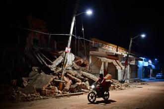 90 de morţi, după cutremurul din Mexic. Operaţiunile de salvare continuă