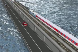 Un nou pod peste Dunăre, anunțat de premierul bulgar. Cum se vor obține banii