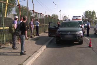Un bărbat din Buzău, care a traversat neregulamentar, a decedat
