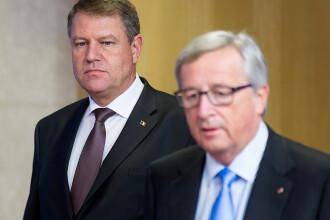 Juncker anunţă organizarea unui summit UE la Sibiu pe 30 martie, imediat după Brexit