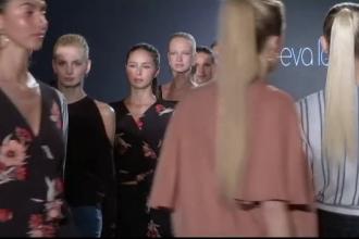 Săptămâna Modei de la New York. Eva Longoria și-a prezentat colecția