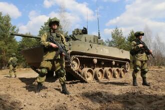 """NATO, îngrijorată: """"Ceea ce vedem cu toţii este o pregătire serioasă în vederea unui mare război"""""""