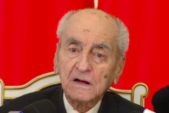 """A murit Mircea Ionescu Quintus, """"cel mai iubit dintre liberali"""". Mesajul lui Iohannis"""