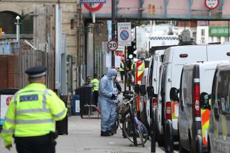 Atac terorist la metroul din Londra. 29 de persoane au fost rănite