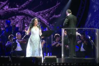 Replica Primăriei, după criticile sopranei Angelei Gheorghiu.