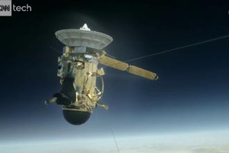 Momentul în care NASA a comandat autodistrugerea sondei Cassini