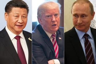 SUA consideră China, Rusia, Iranul şi Coreea de Nord