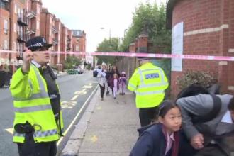 Un tânăr de 18 ani, arestat după atentatul din Londra. Mărturiile călătorilor de la metrou