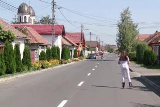 Paradox românesc: orașe cu toalete în spatele curții și sate ultramoderne