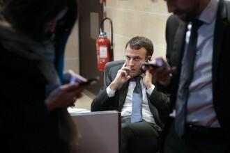 Numărul de telefon al preşedintelui Franţei, dezvăluit. Ce a urmat