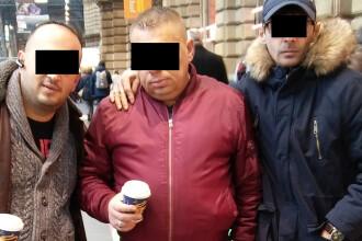 Hoți români prinși în Germania, după ce și-au făcut selfie cu mobilul furat de la un bătrân