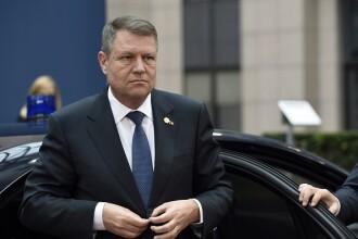 Iohannis și-a amânat vizita în Ucraina, din cauza adoptării Legii educației
