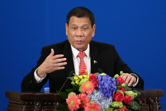 """Reacția furioasă a lui Duterte, într-un discurs televizat: """"Cine este acest Dumnezeu stupid?"""""""