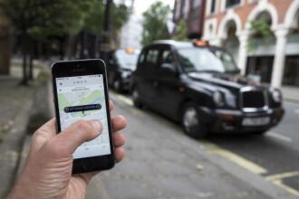 UBER ar fi plătit impozit pe profit de 3 ori mai mult decât primele 9 companii de taxi din Bucureşti la un loc