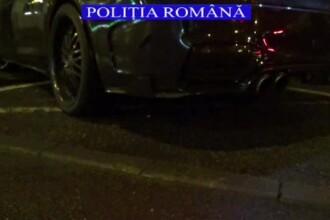 """Mașinile """"tunate"""" din Cluj, verificate de polițiști: defecțiuni la sistemul de frânare"""