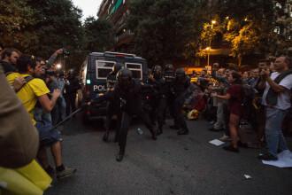 Spania, la un pas să se rupă în două. Protestele continuă în Catalonia