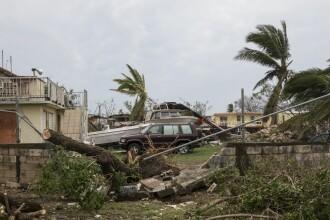 Bilanțul morților în urma uraganului Maria a crescut de la 64 la 2.975