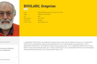 Guru Bivolaru, pe lista celor mai căutaţi infractori din Europa după ce în România a fost eliberat