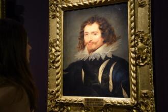 Un portret, pictat de Rubens, descoperit după 400 de ani. Unde era ascuns