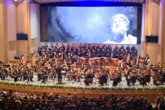Festivalul George Enescu, închis de un violonist român de renume