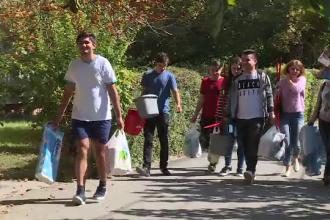 Studenții din primul an din București au fost vizitați de polițiști. Sfaturile primite