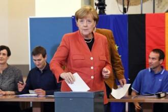 Alegeri în Germania, rezultate exit-poll. Partidul Angelei Merkel câstigă alegerile, dar extremiștii obțin un scor-șoc