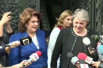 PSD şi ALDE, scut în faţa DNA. Sevil Shaideh și Rovana Plumb nu demisionează