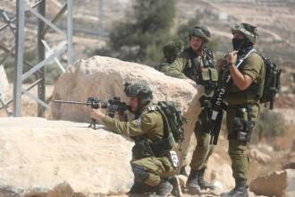Trei israelieni, uciși de un atacator palestinian, în Cisiordania