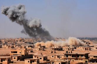 Rusia acuză SUA că doar se prefac că luptă împotriva grupării Stat Islamic