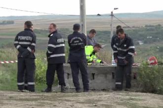 Bebeluș mort, descoperit într-un canal de colectare din Botoșani. O tânără a fost audiată