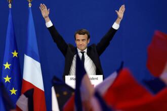 Emmanuel Macron: Dacă dorește, Marea Britanie va fi reprimită în UE în viitor