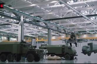 Motocicletă zburătoare, dezvoltată de o companie rusească de armament