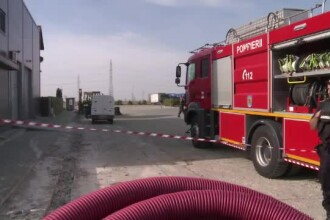 Pericol de explozie în Buzău, după ce muncitorii au spart o ţeavă de gaze şi au fugit