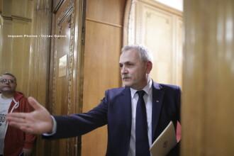 Camera Deputaților i-a publicat salariul lui Liviu Dragnea. Cât câștigă un șofer de la Parlament