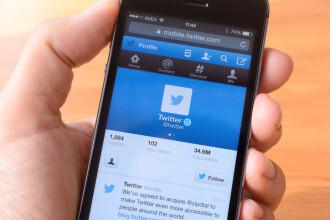 """""""Revoluția"""" Twitter: numărul caracterelor nu va mai fi limitat la 140"""